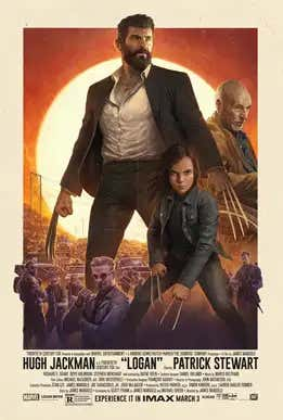 Logan - Movie Poster
